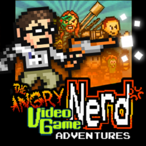 Angry Video Game Nerd Xbox 360