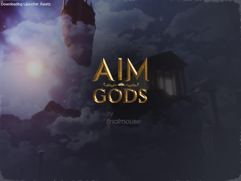 Aim Gods Launcher Splash