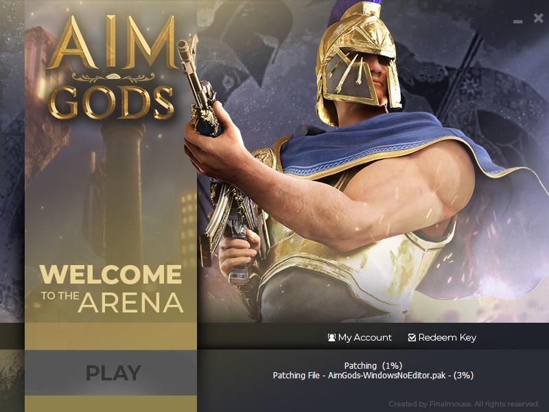 Aim Gods FinalMouse Launcher