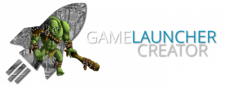 Game Launcher Creator Logo